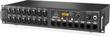 Behringer DIGITAL SNAKE S16 I/O Box with 16 Remote-Controllable MIDAS Preamps, 8 Outputs and AES50 Networking featuring KLARK TEKNIK SuperMac Technology