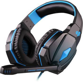 Cosmic Byte G4000 Wired Gaming Headphone With Mic And LED