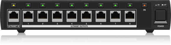 Behringer POWERPLAY P16-D 16-Channel Digital ULTRANET Distributor