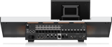 "Behringer WING 48-Channel, 28-Bus Full Stereo Digital Mixing Console with 8 award-winning Midas PRO mic preamps and 8 Midas PRO outputs onboard, 24-Fader Control Surface and 10"" Touch Screen"