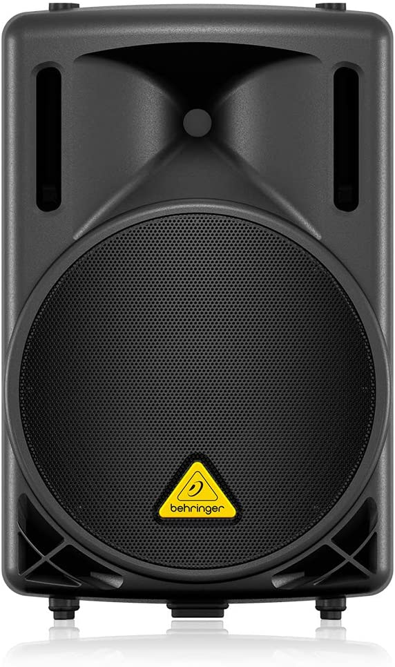 Behringer Eurolive B212D  Active 550-Watt 2-Way PA Speaker System with 12