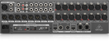 Behringer DIGITAL RACK MIXER X32 RACK 40-Input, 25-Bus Digital Rack Mixer with 16 Programmable MIDAS Preamps, USB Audio Interface and iPad/iPhone* Remote Control