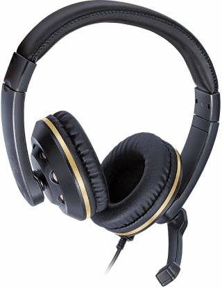 Fingers Wired Headphone With Mic Tonic H9