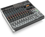 Behringer XENYX QX1832USB Premium 18-Input 3/2-Bus Mixer with XENYX Mic Preamps & Compressors, KLARK TEKNIK Multi-FX Processor, Wireless Option and USB/Audio Interface
