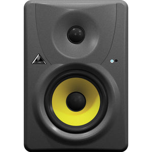 "Behringer TRUTH B1030A High-Resolution, Active 2-Way Reference Studio Monitor with 5.25"" Kevlar Woofer with 75 Watts of bi-amplified output"