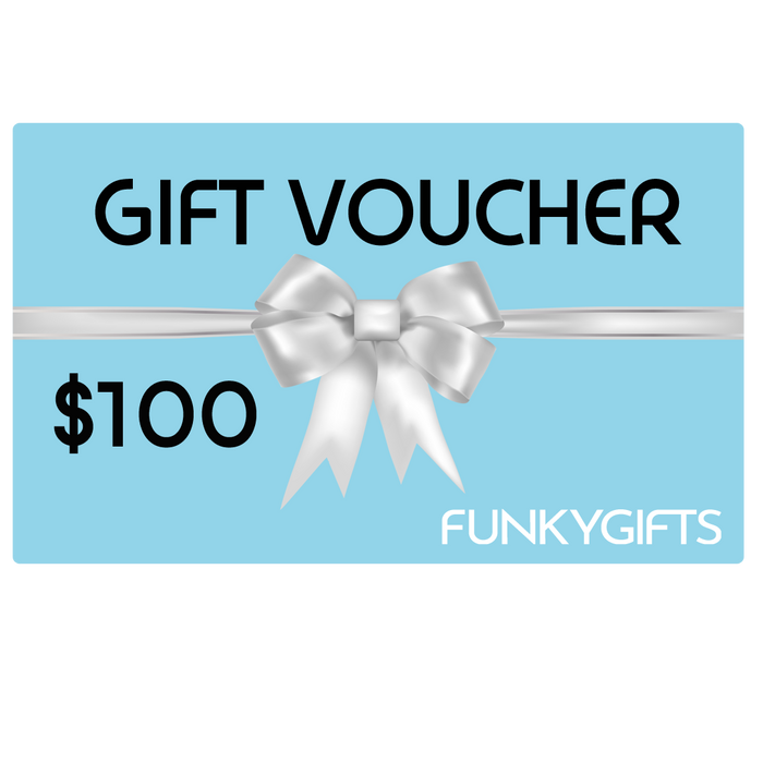 E-Gift Voucher - Funky Gifts