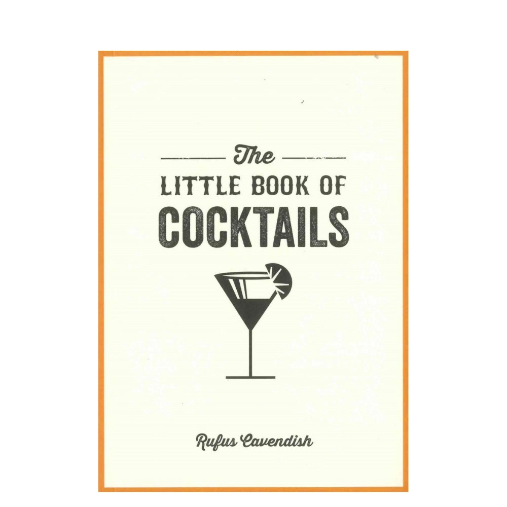 Little Books of Cocktails Gift Book