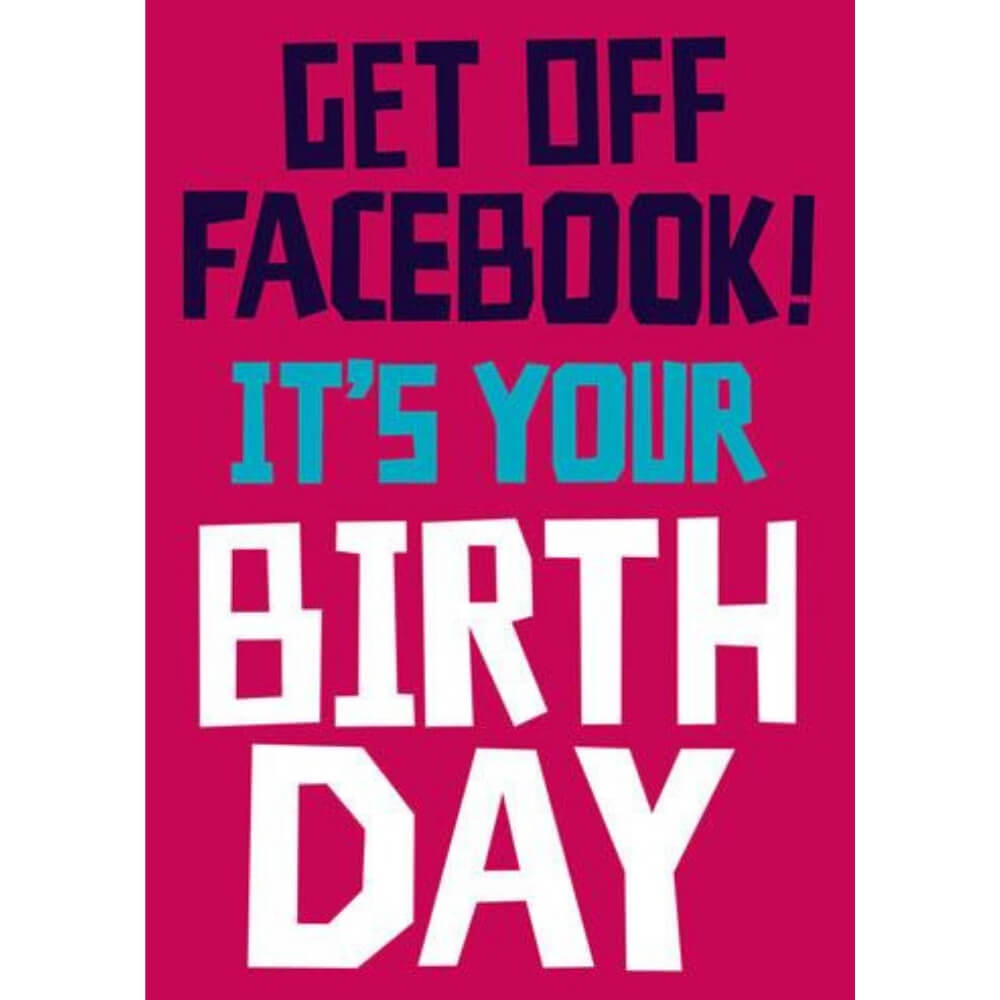 Greeting Card -Facebook