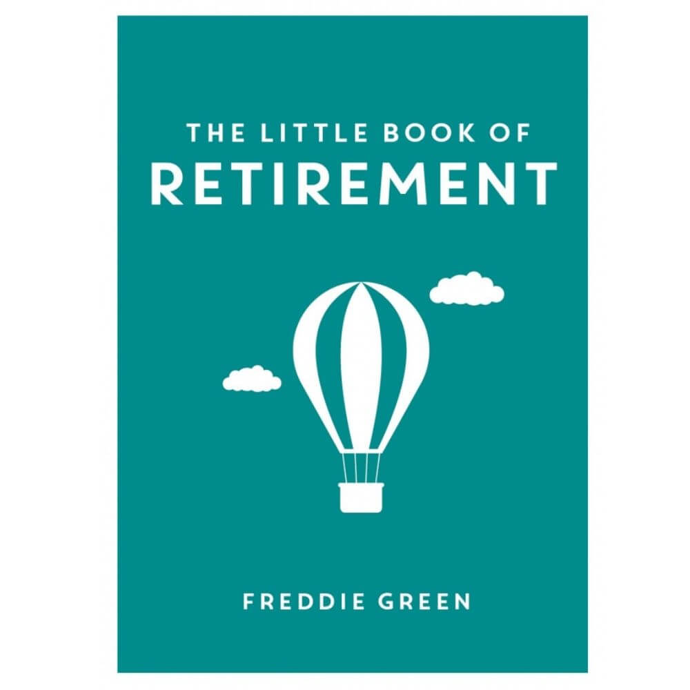 Little Book of Retirement Gift Book