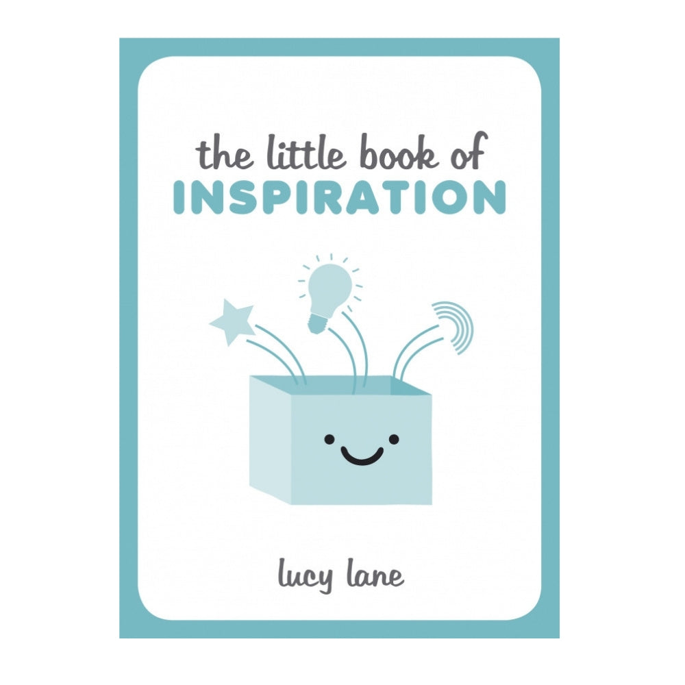 Little Book of Inspiration Gift Book