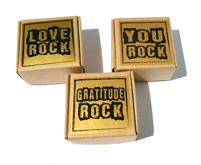 Happiness Rock - GRATITUDE ROCK
