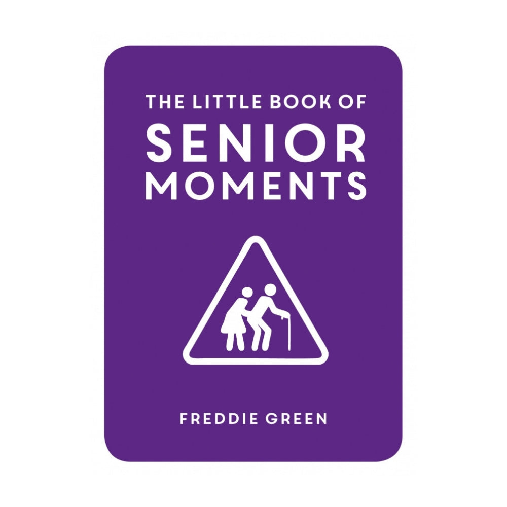 Little Book of Senior Moments Gift Book