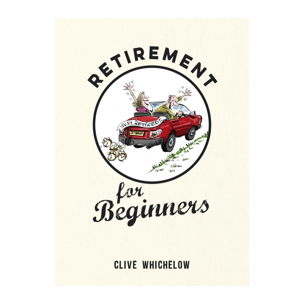 Retirement for Beginners Gift Book