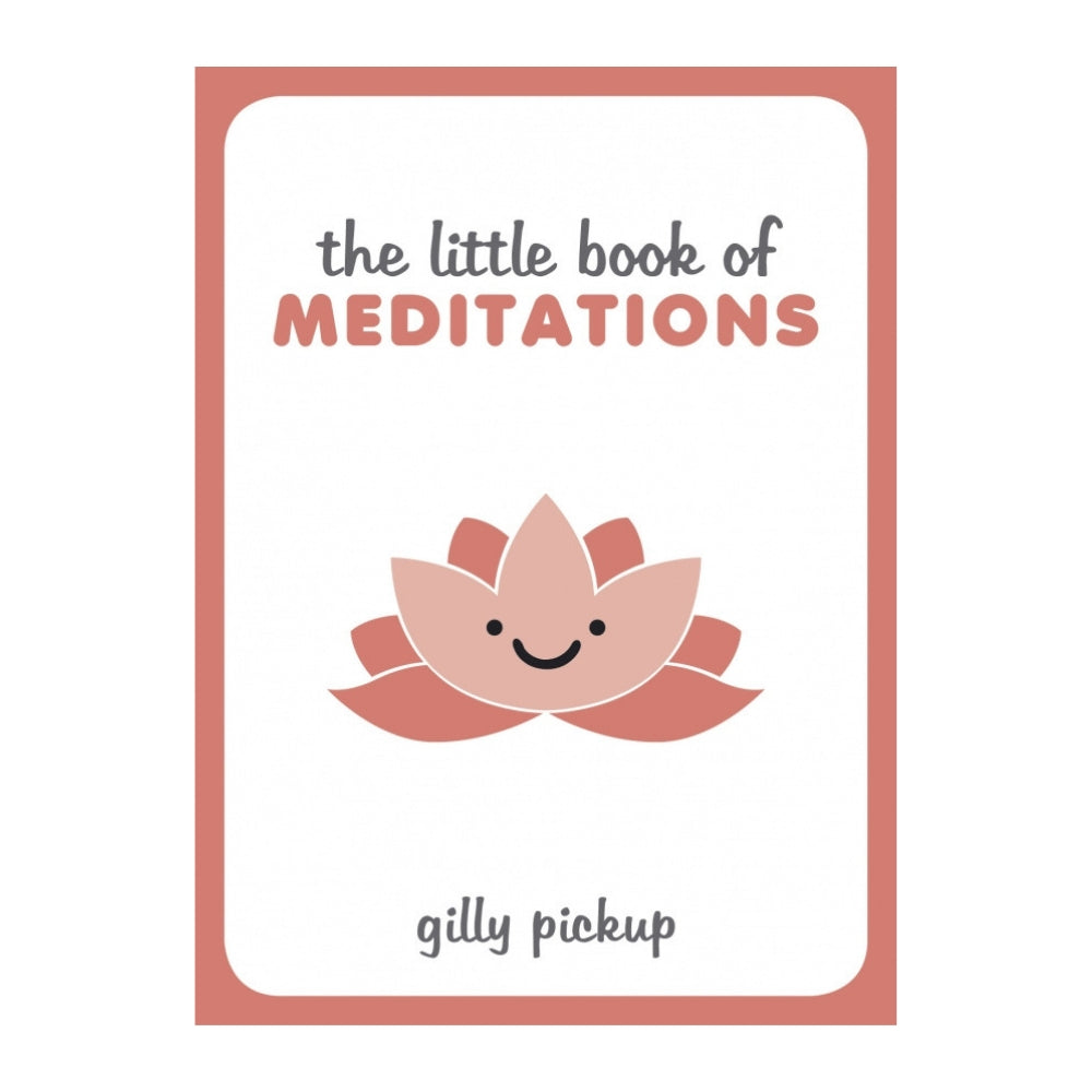 Little Book of Meditations Gift Book