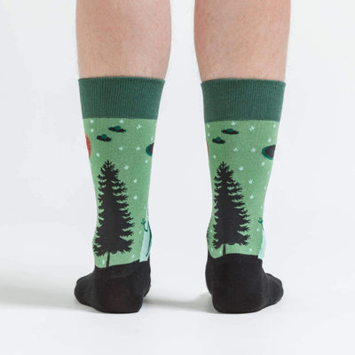 Sock It To Me Socks - Men's Crew - I Believe