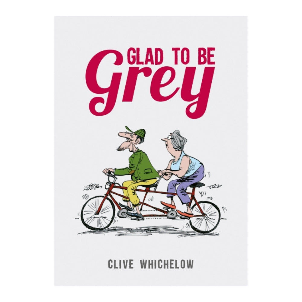 Glad to be Grey Gift Book
