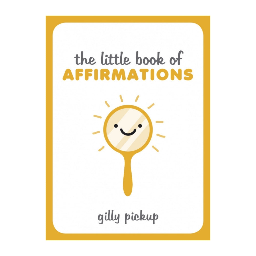 Little Book of Affirmations Gift Book