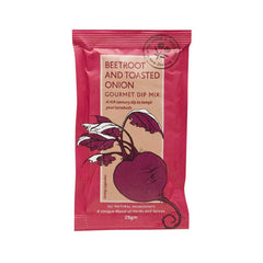 Gourmet Dip Mix - Beetroot & Toasted Onion