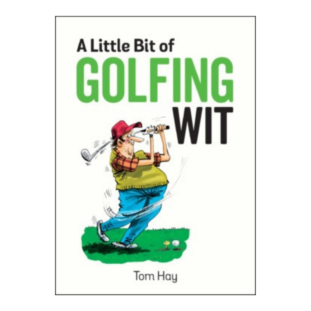 Little Book Of Golfing Wit Gift Book