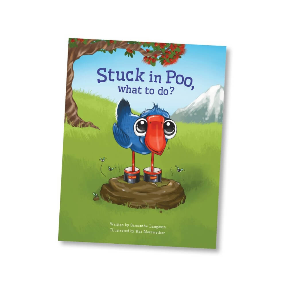 Stuck in Poo What To Do? Book