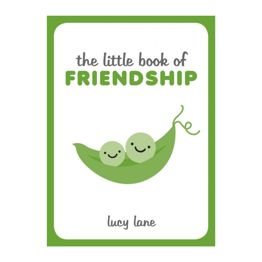 Little Book of Friendship Gift Book