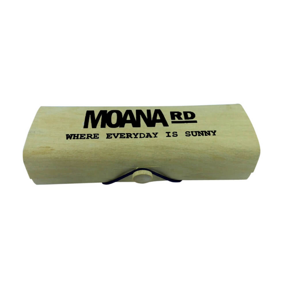 Moana Road - Wooden Sunnies Case