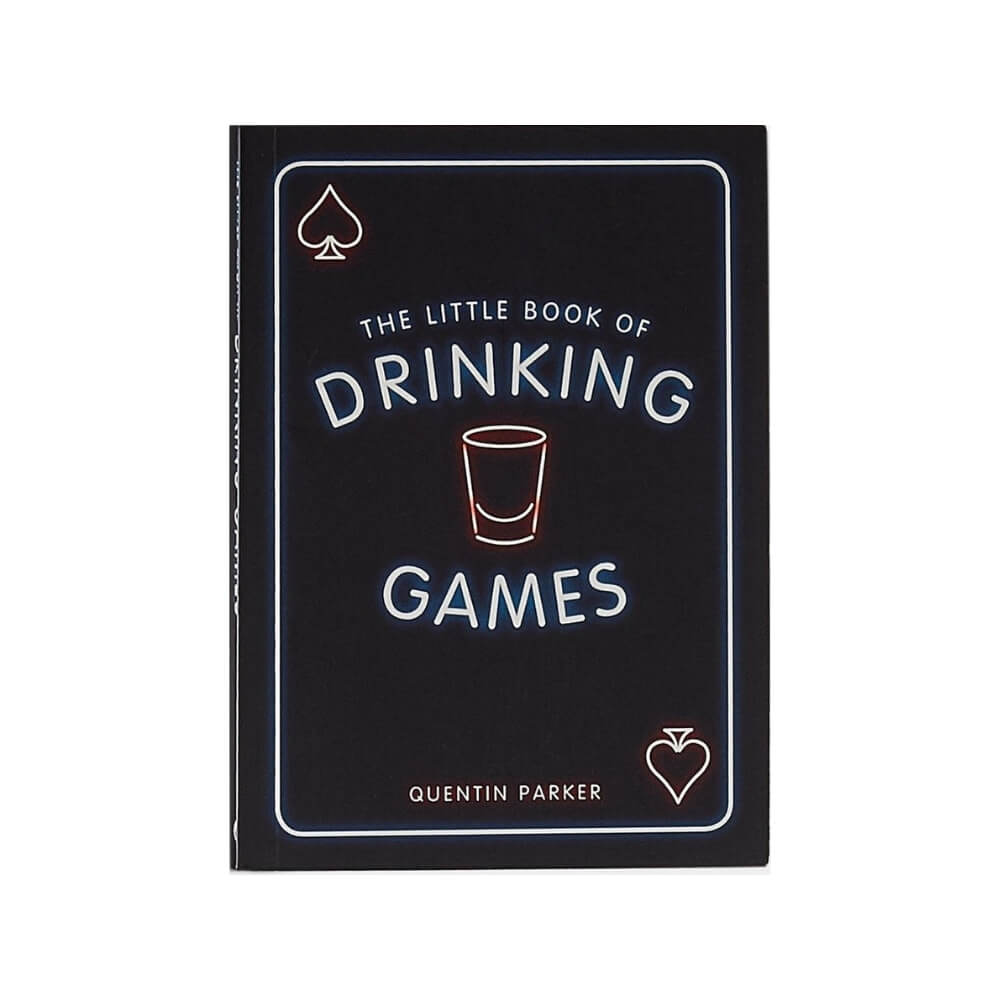 Little Book of Drinking Games Gift Book