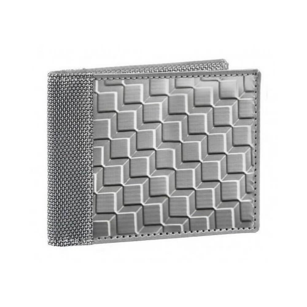 Stainless Steel Cloth Wallet - 3d Box