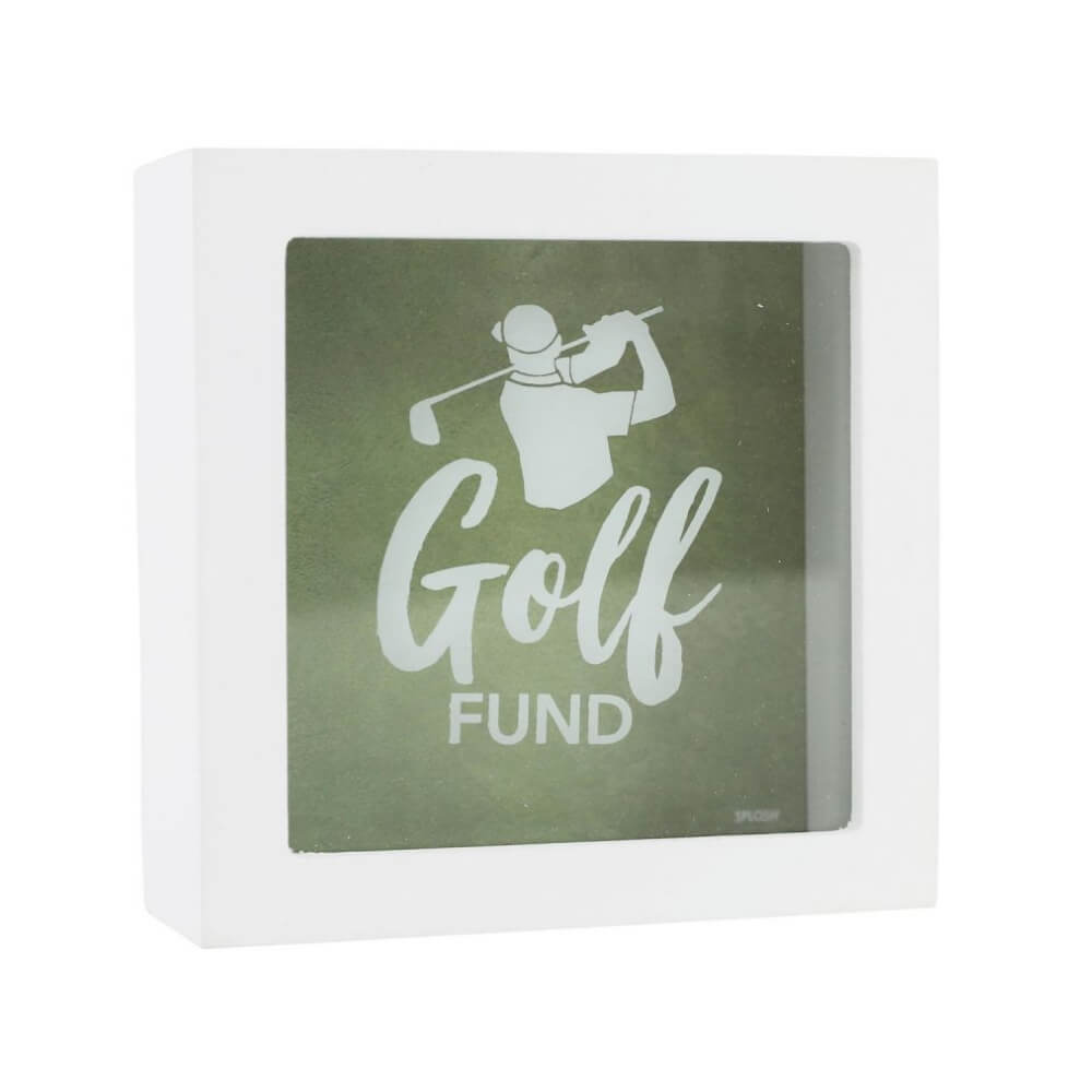 Mini Change Box- Golf Fund