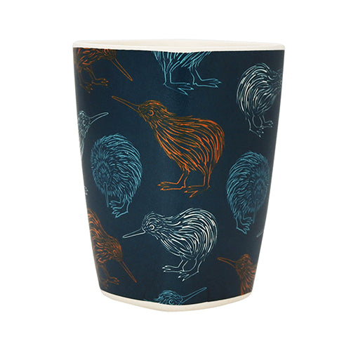 Bamboo Cup Kiwi Canvas