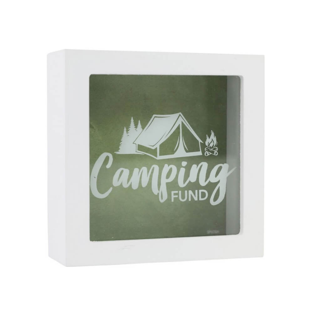 Mini Change Box- Camping Fund