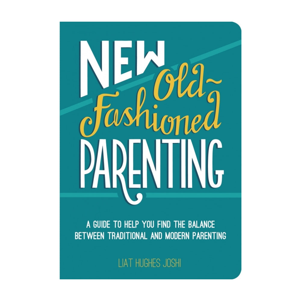 New Old Fashion Parenting Gift Book