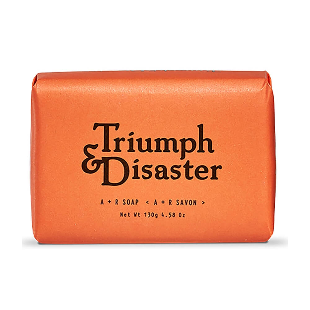 TRIUMPH & DISASTER - A+R Soap