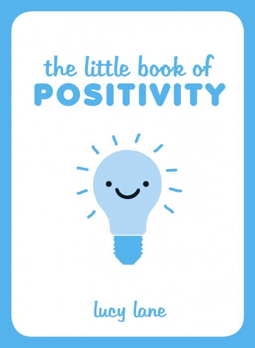Little Book of Positivity Gift Book