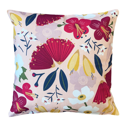 Cushion Cover Aoteoroa Bloom