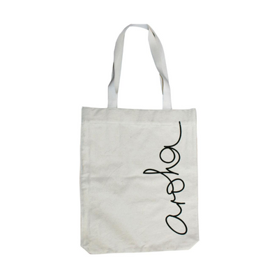Canvas Aroha Coromandel Tote Bag from funky Gifts nz