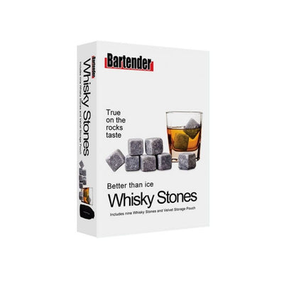 Whiskey stones from funky gifts nz