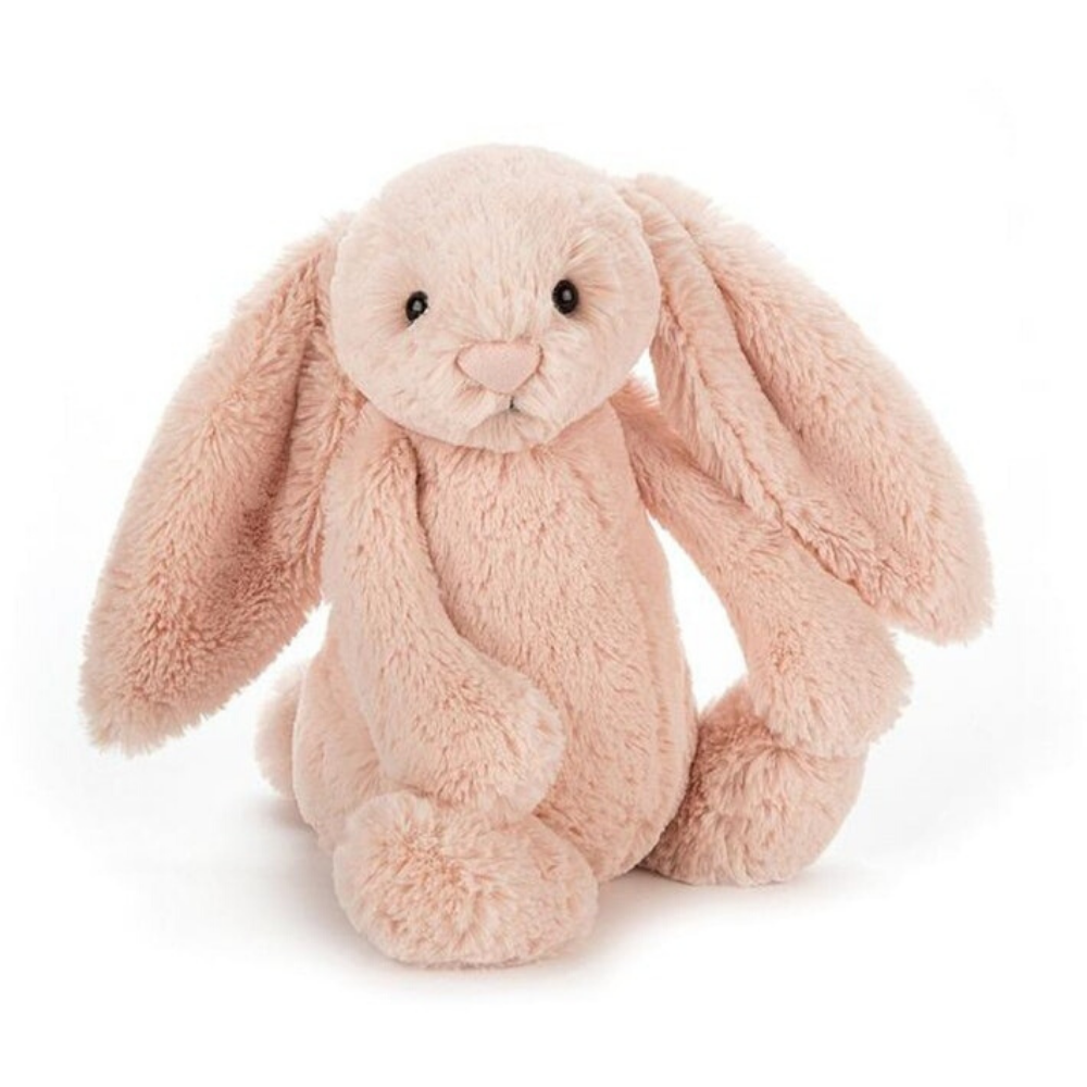 Bashful Bunny by Jellycat Blush Pink Size Small from Funky Gifts NZ