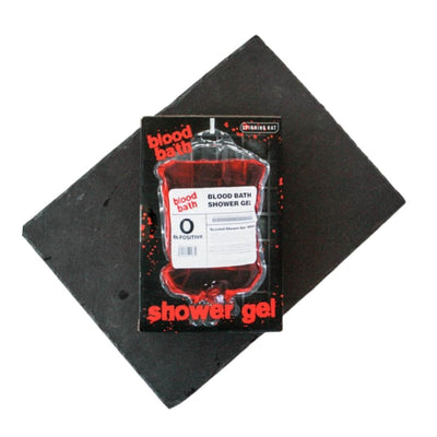 Bloodbath Blood bag Shower Gel from Funky Gifts NZ