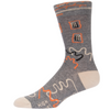 Blue Q Mens Crew Socks Here Comes Cool Dad from Funky Gifts NZ