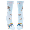 Blue Q Up Yours Womens Socks Funky Gifts NZ