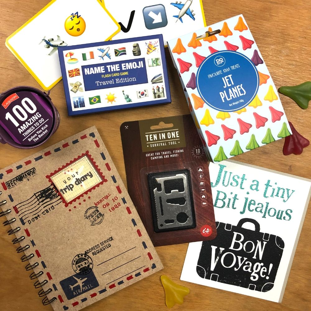 Bon Voyage Travel Pack