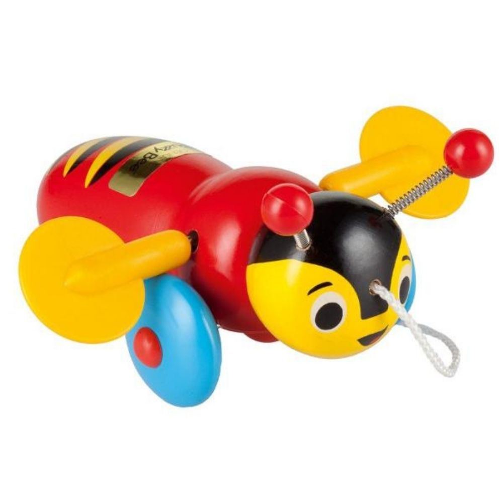 Buzzy Bee Toy from Funky Gifts NZ
