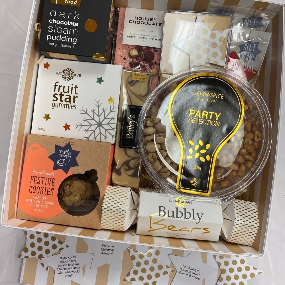 Christmas Decadence Gift Pack from Funky Gifts NZ