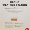 Cloud Weather Station Funky Gifts NZ
