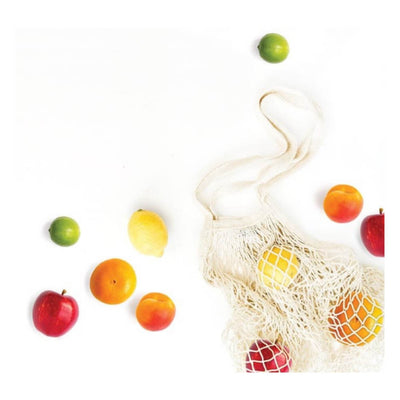Cotton String Shopping Bag
