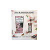 Milk and Manuka Honey Gift Set Rose Garden Made in NZ from Funky Gifts NZ