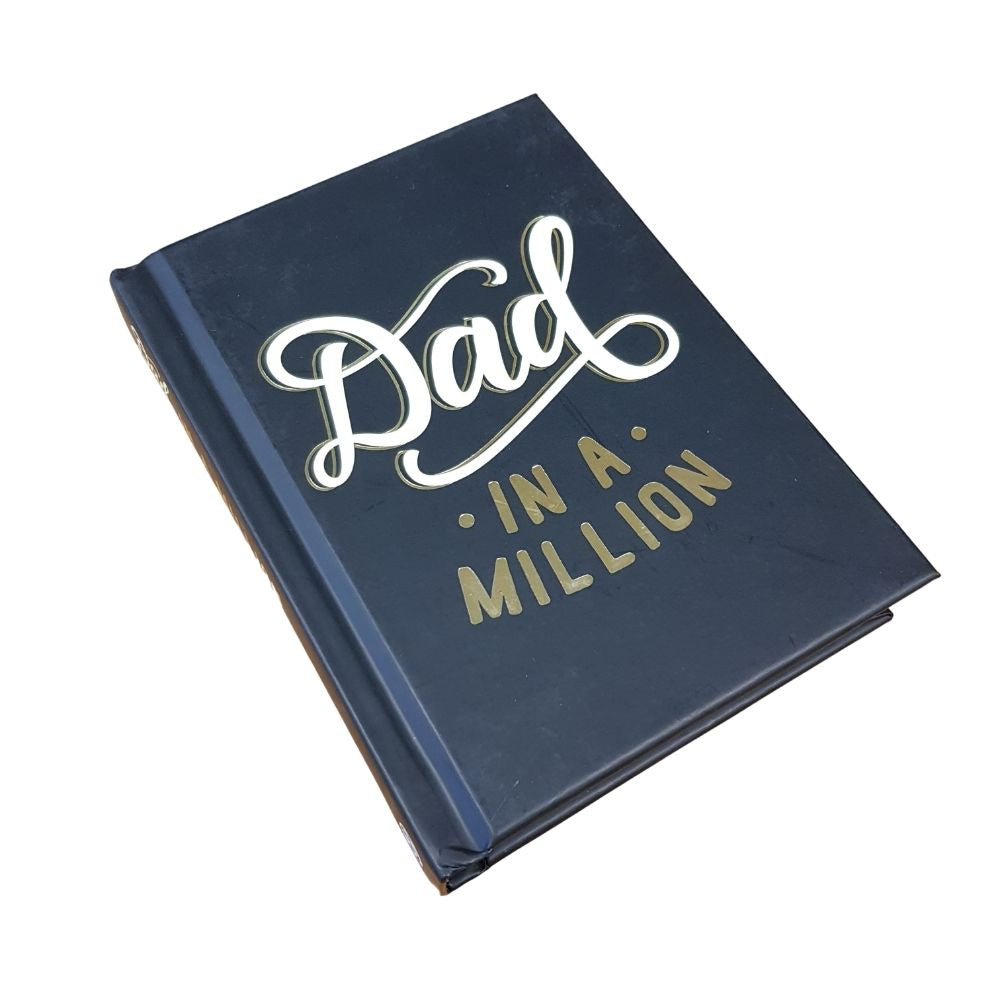 Dad in a million gift book from funky gifts nz