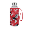 Drink Bottle Flirting Fantails Red
