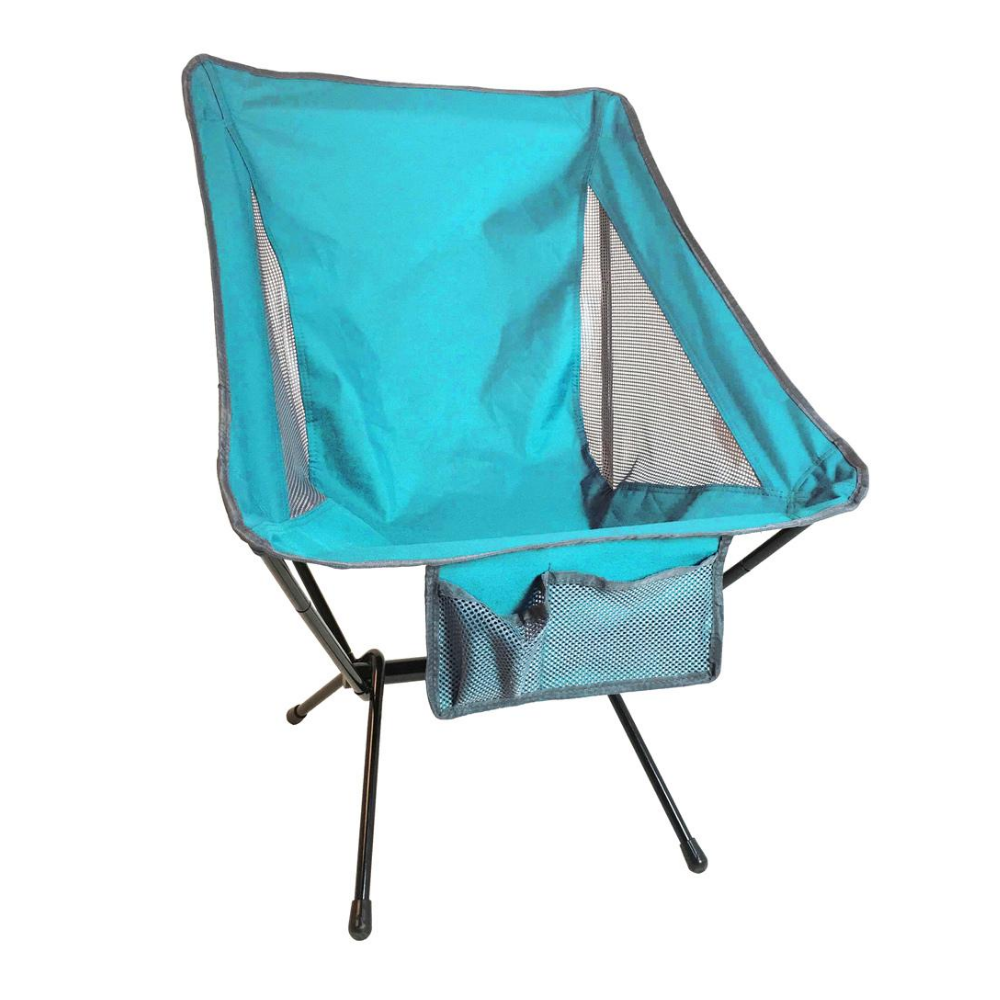 Easy Days portable outdoor pocket chair in turquoise from funky gifts nz